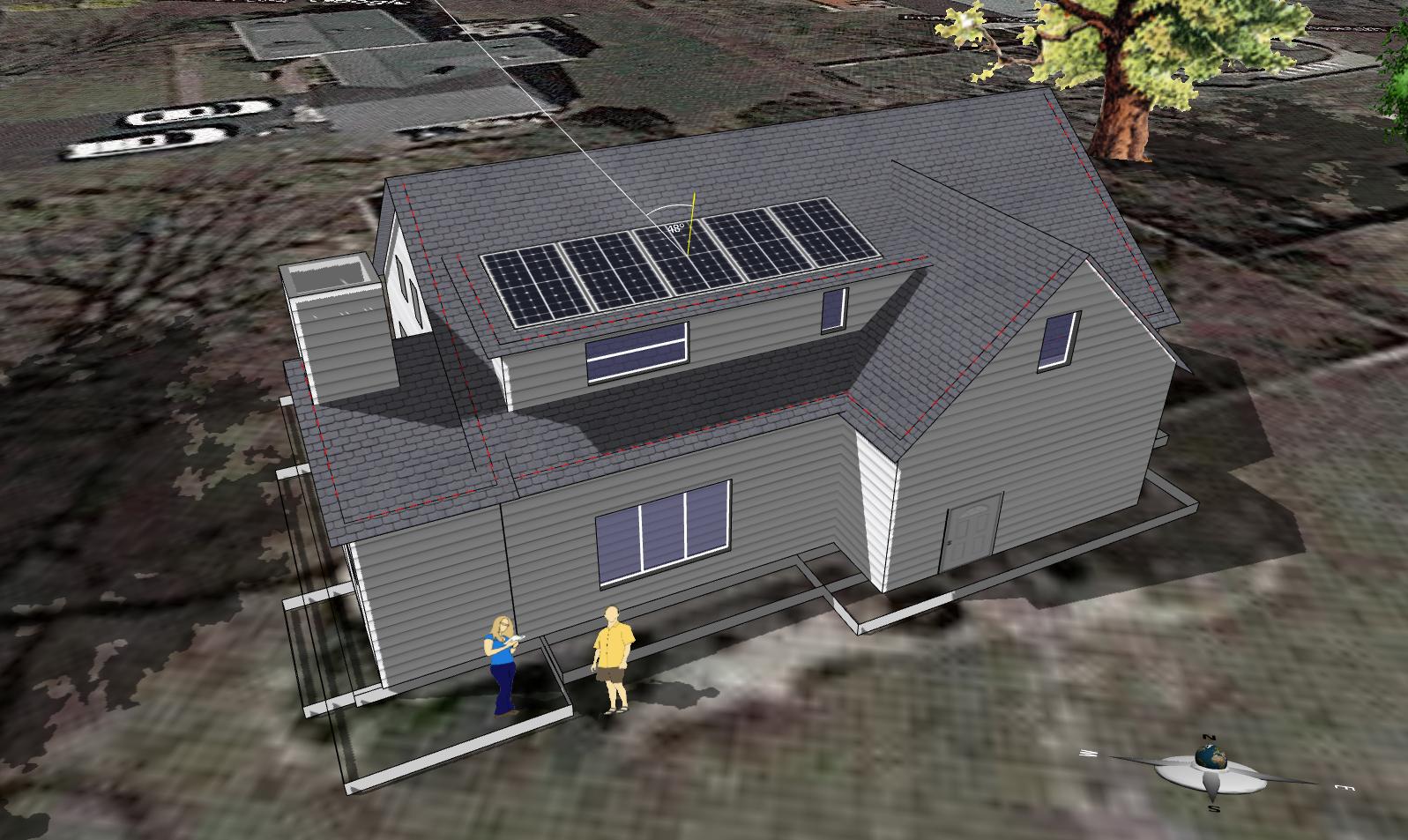 solar power plant design tutorial